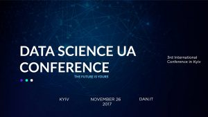 Data Science UA Conference 3
