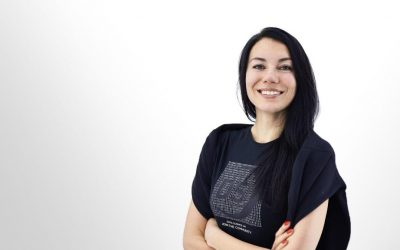 Aleksandra Boguslavskaya, CEO & Founder of Data Science UA