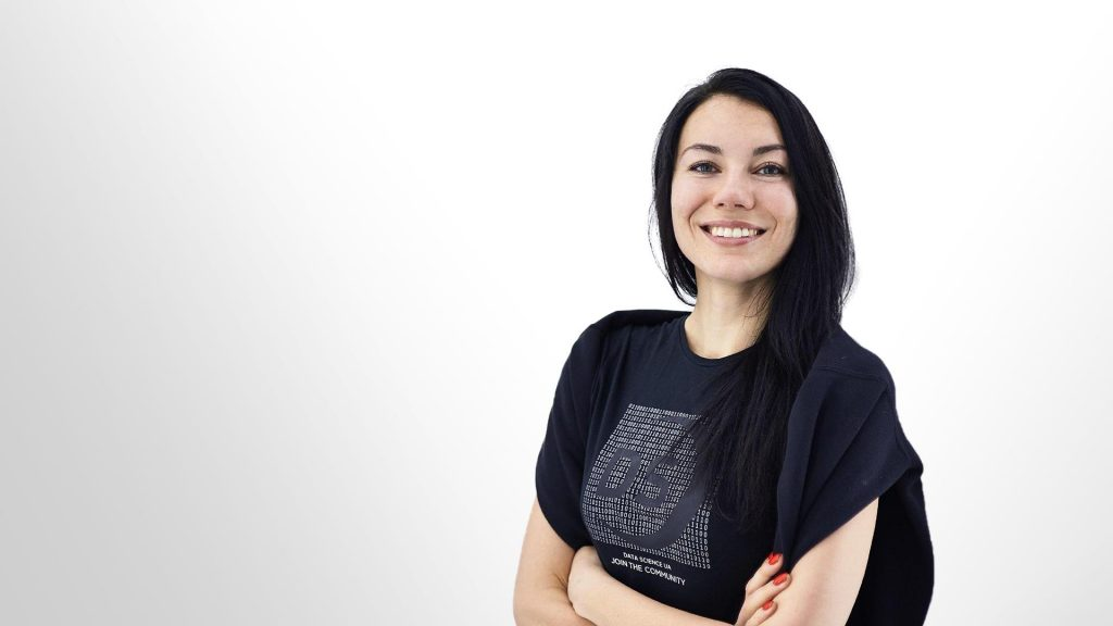 Aleksandra Boguslavskaya, CEO & Founder of Data Science UA